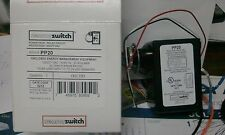 Sensor Switch PP20 Power Pack Plenum Rated NIB 20A Relay 120/277