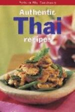 Periplus Mini Cookbook: Authentic Thai Recipes (2005, Paperback)
