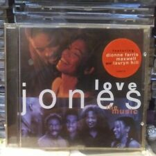 The Music by Love Jones 1999 New Line Productions Columbia Records
