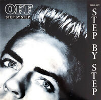 "Off ‎12"" Step By Step - France (EX/EX+)"