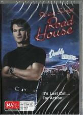 ROAD HOUSE - PATRICK SWAYZE - NEW & SEALED DVD FREE LOCAL POST