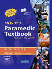 USED (GD) Mosby's Paramedic Textbook  - Revised Reprint, 3e by Mick J. Sanders M