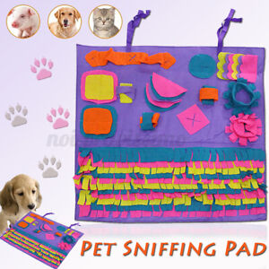 Dog/Puppy/Pet Toys Snuffle Mat Puzzle Sniffing Nose Training Pad Wa
