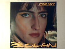 "ZOLAN Come back 12"" BELGIUM COME NUOVO LIKE NEW!!! ZZOLAN"
