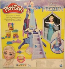 Eiskönigin Elsa mit Eispalast, Play-Doh Disneys Frozen Neu in OVP