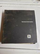 1980 John Deere 2040 2240 Tractor Technical Manual TM1221