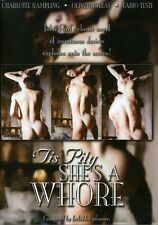 Tis Pity She's a Whore DVD Region ALL