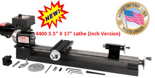 """SHERLINE 4400 3.5"""" X 17"""" LATHE (INCH) (For METRIC SEE PN 4410)"""
