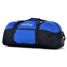 "Olympia Blue Large 30"" Sports Duffel Bag"