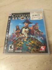 Sid Meier's Civilization Revolution PlayStation 3 PS3