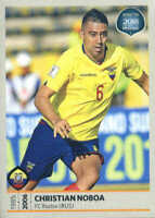2017 Panini Road to FIFA World Cup Russia Stickers #360 Christian Noboa