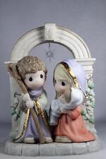 Precious Moments 'Unto Us A Child Is Born' #101074 Nativity Pc LE - New In Box