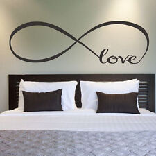 22*60CM Modern Vinyl Art Word Love Bedroom Living Room Wall Stickers Decor N1