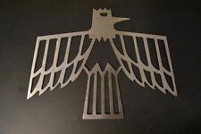 Firebird Metal Logo 67 68 69 Old School Logo 2