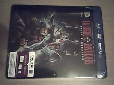 JUSTICE LEAGUE-DC COMIC GODS AND MONSTERS STEELBOOK (BLU RAY/DVD/UV) IMPORT