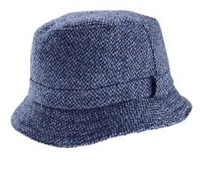 Gents Fashionable Authentic Harris Tweed Fishing Hat  - GH0357