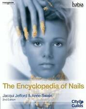 The Encyclopedia of Nails (Habia City & Guilds)-ExLibrary