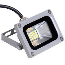 4pcs 10W Cool White High Power LED Flood Light Lamp Outdoor Waterproof 12V