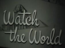 16mm  Watch The World 1950 Newsreel Series 800' Children's Paradise Girls Town