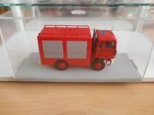 Reflex 43 Renault Fire Truck in Red on 1:43 in Box