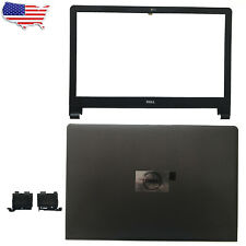 New Dell Inspiron 3565 3567 Series Back Cover Lid 0Y3JJY + Front Bezel Cover USA