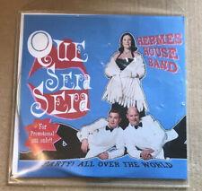 Hermes House Band – Que Sera Sera - 3 TRACK PROMO CD