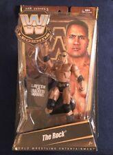 WWE The Rock Mattel Elite Figure Legends Series 3