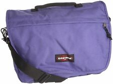 *BNWT* Eastpak Reminder Laptop Messenger Bag Wicked Violet Purple - School, Uni