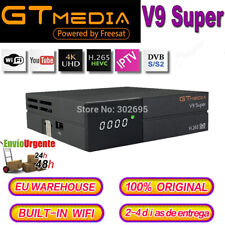 DVB-S2 Gtmedia v9 Super Satellite Receiver Bult-in WiFi H.265 Full HD 1080P
