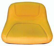New Factory Second John Deere Lowback Mower Seat D120 D130 D140 G110 X110