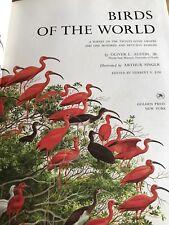 Birds of the World by Oliver L. Austin Jr. Illustrated by Arthur Singer 1961