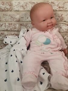 Berenguer Large Chubby Baby Doll soft body