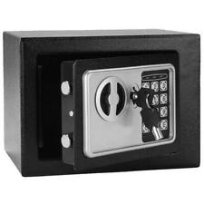 Steel Digital Safe Box Electronic Lock Home Office Fireproof Security Cash Gun L