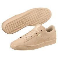 [366490-03] Mens Puma Suede Classic Tonal Sneaker - Pebble