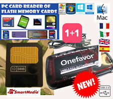 64MB SMARTMEDIA CARD & CARD READER-GROVEBOX ROLAND MC 9 Discovery Creative Nomad