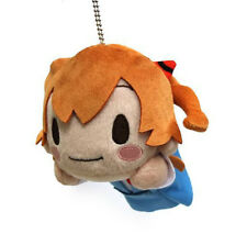 Sega Evangelion Nesoberi Lying Down Plush Asuka Langley 16 cm Plush SEGA1026807