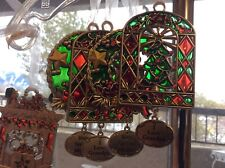 10 Ganz Beautiful Metal Christmas Tree Ornament  NEW!