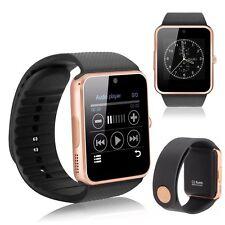 2018 Newest GT08 Bluetooth Smart Watch NFC Wrist Phone Mate For Phone Andorid