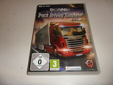 PC Truck Driving Simulator