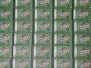 59 X Woolworths Woolies Aussie Heroes Cards - Olympics + Paralympics - NEW