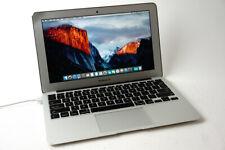"""Macbook Air 11"""" Mid 2013 i5 1.3Ghz A1465 C2-PAX7N - Fair condition"""