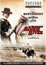 Battle of Rogue River NEW PAL Classic DVD William Castle George Montgomery