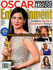 Entertainment Weekly 3/10,Sandra Bullock,Matt Damon,March 2010,NEW