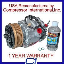 2012-2015 Honda Civic 1.8L,2013-2015 Acura ILX 2.0L OEM Reman A/C Compressor