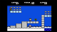 Eskimo Bob for NES Cartridge Video Game Nintendo Brand New IN HAND