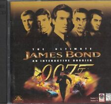 Ultimate James Bond: An Interactive Dossier PC, 1996 Ultimate 007 Trivia Game