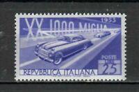 s21603) ITALIA 1953 MNH**Nuovi** Millemiglia 1v