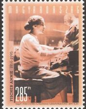 Hungary 2014 Annie Fischer/Pianist/Musician/Music/People/Piano 1v (n45442)