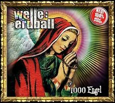 WELLE: ERDBALL - 1000 ENGEL  CD SINGLE NEU