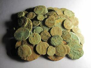 MONNAIE ROMAINE!!! joli lot de 50 monnaies romaine différent modules et empereur